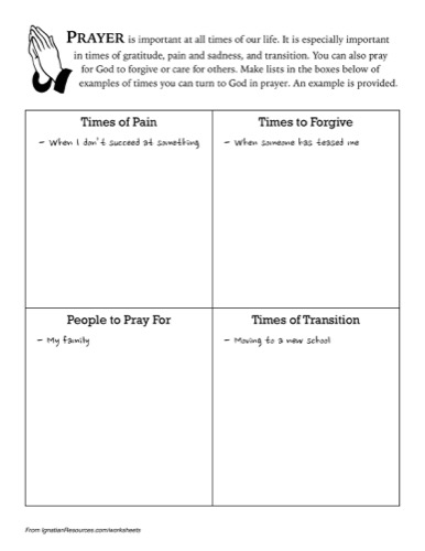 Transition To Secondary School Worksheets - The Best and Most ...