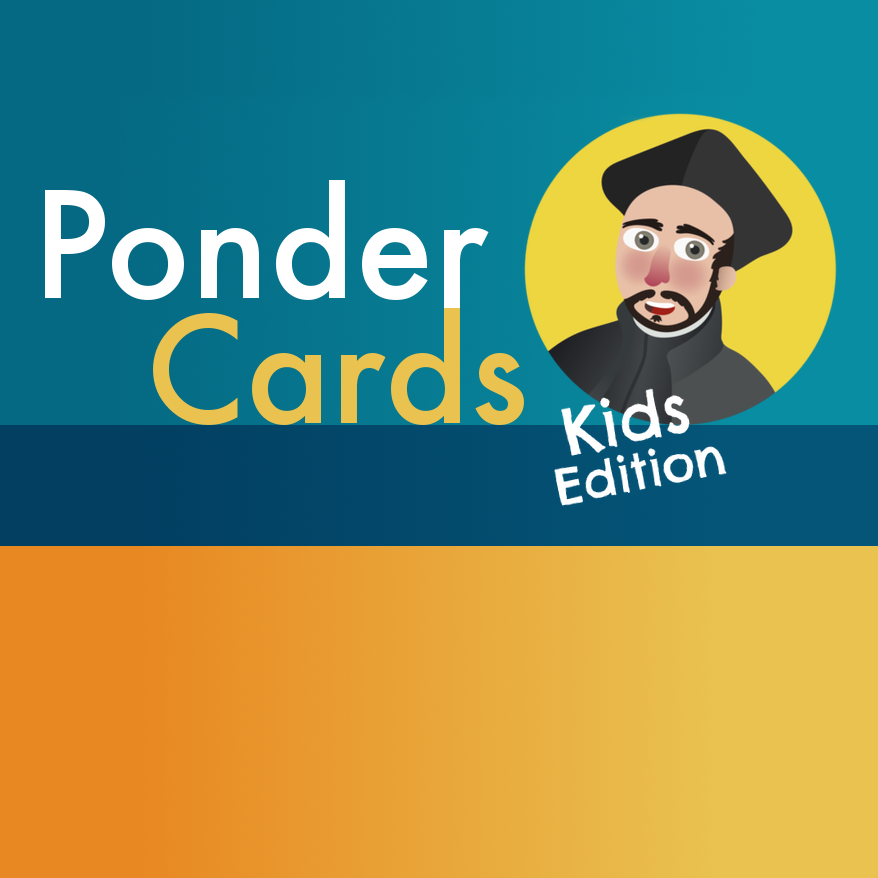 Ponder Cards Kids Square Icon