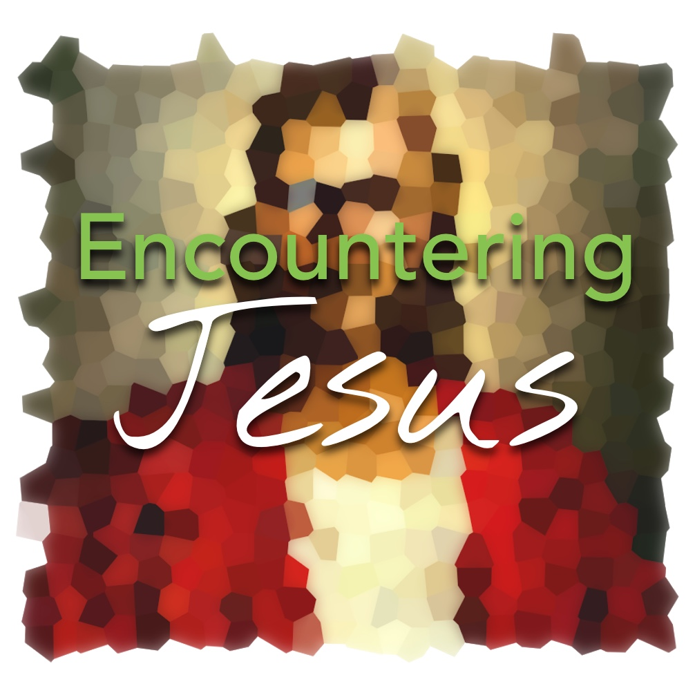Encountering Jesus Logo