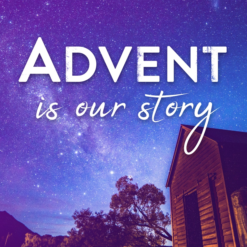 Advent is Our Story square