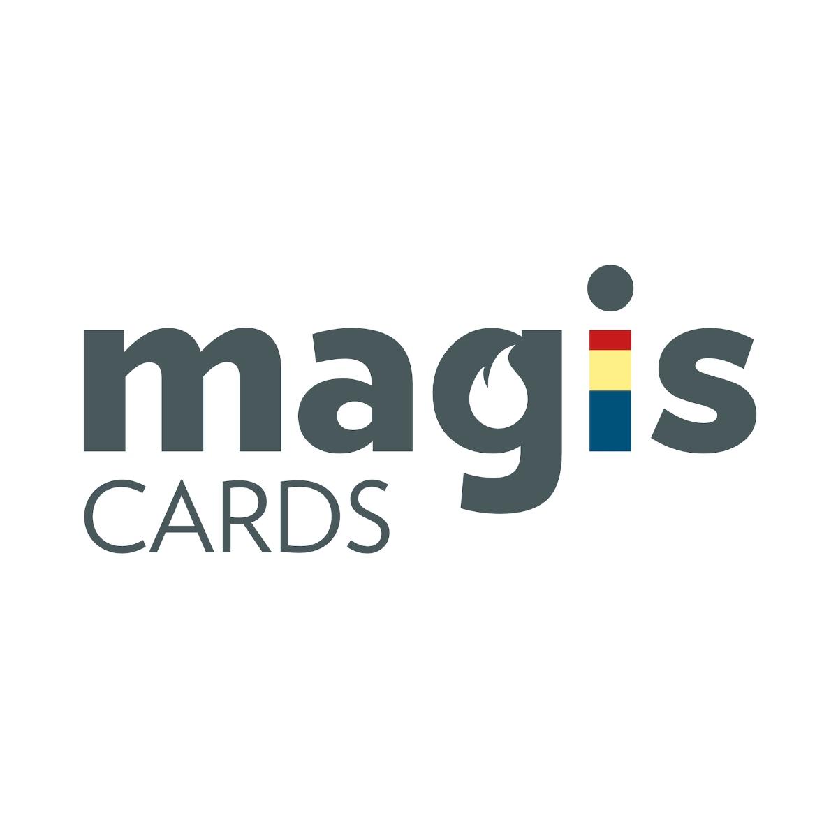 Magis Cards Square